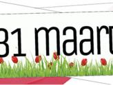 Groeidienst 31 maart