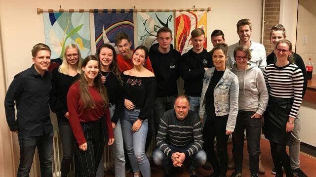 Jongeren uit Hattem naar Oekraïne - Zomerreis 2019