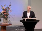Preek ds Colijn (d.d. 15 Maart) beschikbaar