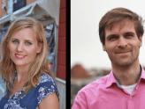 Adressen van Jasper Bosman en Almatine Leene