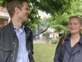 Jasper & Hanna Bosman op bezoek in Hattem